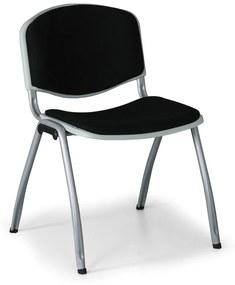 Konferenčná stolička Livorno, čierna