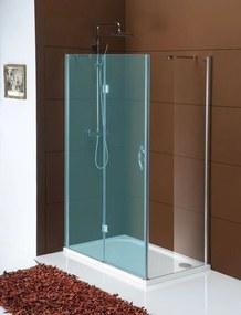 GELCO - LEGRO bočná stena 700mm, číre sklo (GL5670)