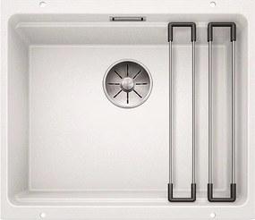 Kuchynský drez pod desku - Blanco ETAGON 500-U biela 522231