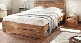 Furniture-nabytok.sk - Masívna posteľ  90x200 -