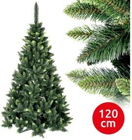 ANMA Vianočný stromček SEL 120 cm borovica AM0090
