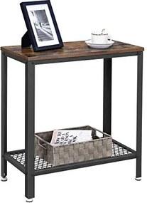Odkladací univerzálny stolík LET31BX, industrial 2305-13-05