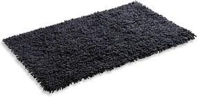 Škodák Kúpeľňová / WC predložka - koberček vzor Nopky 003 tmavo sivá - 55x90cm