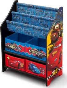 Delta Organizér na hračky Cars