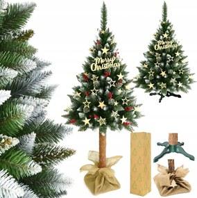 ISO Umelý vianočný strom 180 cm