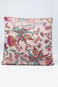Vankúš Kare Design Floral Rose, 45 x 45 cm