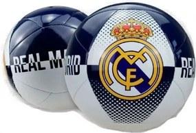 Futbalová lopta REAL MADRID BlueWhite REAL MADRID REA1218x
