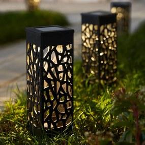 SCHNEIDER Solární světlo Garden, 2 ks
