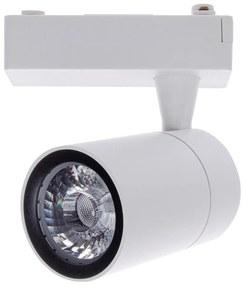 Milagro LED Bodové svietidlo do lištového systému TRACK LIGHT LED/7W/230V 4000K biela MI1289