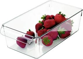 Kuchynský organizér iDesign Clarity, 29 × 15 cm