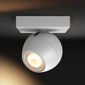 Philips Hue Buckram LED svetlo v bielej rozšírenie