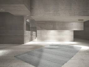 Obsession koberce Ručně tkaný kusový koberec Dakota 130 GAINSBORO - 80x150 cm