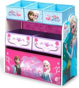 Delta Organizér na hračky Frozen 4131-0