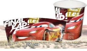 EUROSWAN Odpadkový kôš Cars Final Plast, 6l