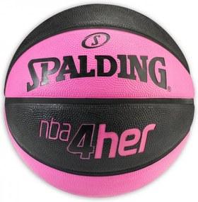 Basketbalová lopta Spalding NBA 4Her vel. 6