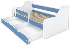 Detská posteľ Dione 160x80 modrá