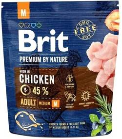 Brit Premium Dog by Nature Adult M 1 kg