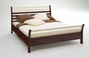 ArtBed Manželská posteľ Modena / 140/200 Prevedenie: Borovica prírodná