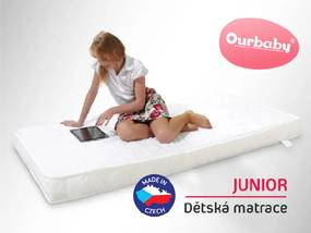Ourbaby Matrac JUNiOR - 80x180cm