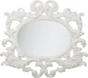 Zrkadlo v dekoratívnom ráme Mauro Ferreti Siwt, Ø 110 cm