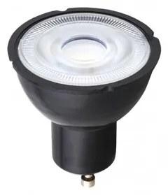 Nowodvorski 8348 LED bodová žiarovka 7W, GU10 , 36°, 230V, 3000K, 500lm, teplá biela, čierna