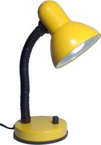 Prezent Stmievateľná stolná lampa KADET-S 1xE27/40W žltá 1038074