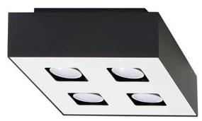 Sollux Stropné svietidlo MONO 4 4xGU10/40W/230V SLX0045