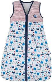 G-MINI Námorník Spací vak veľ. 110, modrá, chlapec