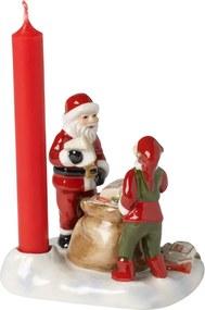 Svietnik, Santa s darčekmi North Pole Express