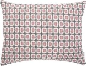 Vlnená obliečka na vankúš Corona 50x40, ž ružová Lapuan Kankurit
