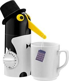 Tee - Pinguin s presným časovačom Küchenprofi