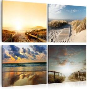 Obraz - On The Beach of Dreams 90x90