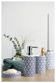 Modrý toaletná kefa Wenko Lorca