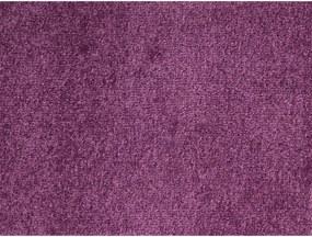 Betap koberce Kusový koberec Eton 2019-45 fialový - 400x500 cm