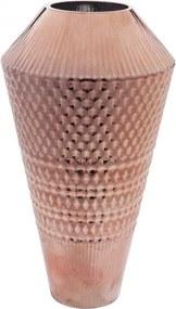 KARE DESIGN Sada 2 ks − Váza Jetset Rose 38 cm