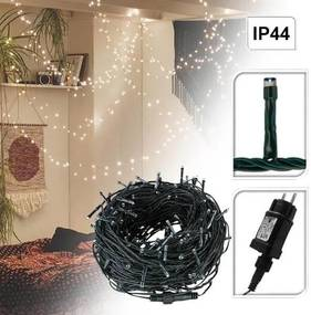 Vianočná LED reťaz v rôznych veľkostiach a farbách - s 360 ks LED farebná