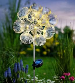 Solárna záhradná dekorácia Ilúzia