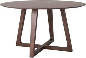 Okrúhly jedálenský stôl House Nordic Hellerup, ø 135 cm