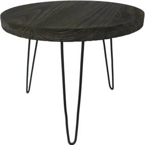 Sconto Prístavný stolík GREGOR ø 50 cm