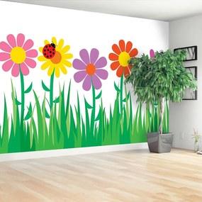 Fototapeta Vliesová Kvety 104x70 cm