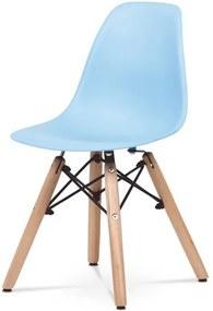 Sconto Detská stolička WINNIE modrá