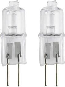 Eglo SADA 2x Stmievateľná halogénová žiarovka GY6,35/35W/12V - Eglo 78502 EG78502