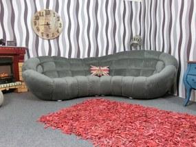 (1810) BLAIR II - Dizajn sofa šedá