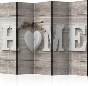 Paraván - Room divider - Home and heart 225x172 7-10 dní