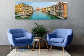 Obraz slávne kanály v Benátkach