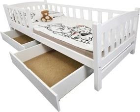 FA Detská posteľ Oľga 2 s úložnými priestormi Rozmer lôžka: 200x90