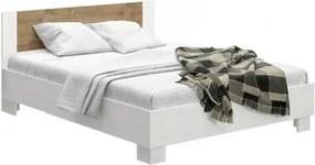 WIP MARKOS spálňa posteľ 180x200 cm Borovica anderson/dub