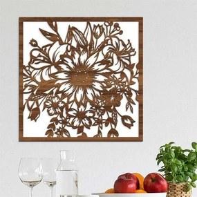 Kvetinový obraz do obývačky - Slnečnica