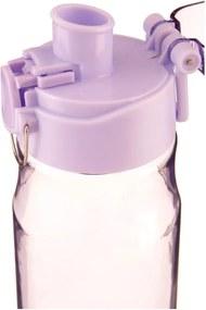 Fialová športová fľaša Premier Housowares Mimo, 750 ml