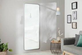 Nástenné zrkadlo Cason 170 cm strieborné